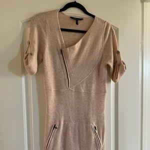 BCGB cashmere sweater dress
